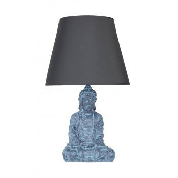 qdec Modern Dizayn Buda Abajur Antrasit-Gri