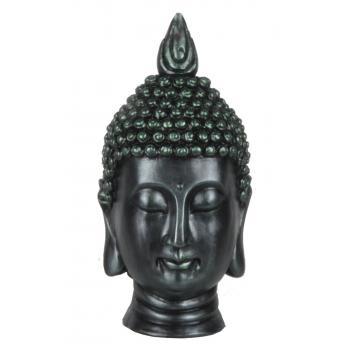 qdec Modern Dizayn Büyük Buda Biblo Yeşil